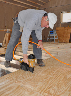Flooring and Underlayment